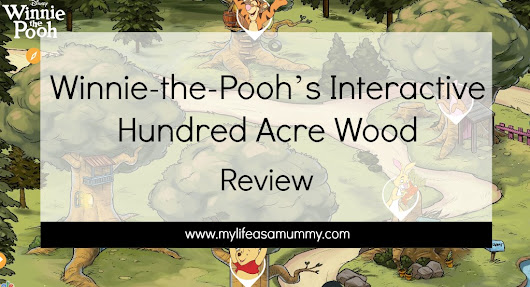Winnie-The-Pooh's Interactive Hundred Acre Wood // Review & Giveaway