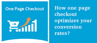 How one page checkout optimizes your conversion rates? | Knowband