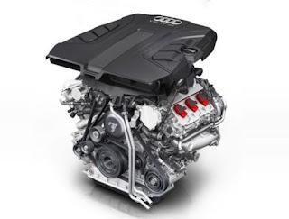 Audi Q7 Engine Specisications
