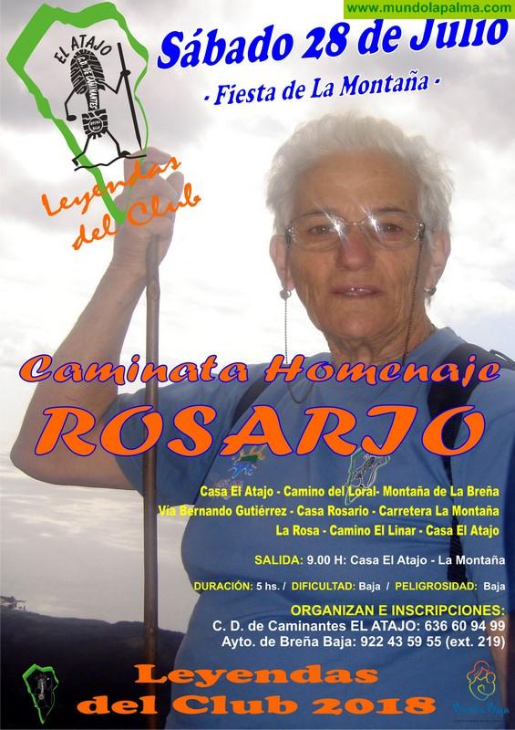 """EL ATAJO: Caminata Homenaje """"Doña Rosario"""""""