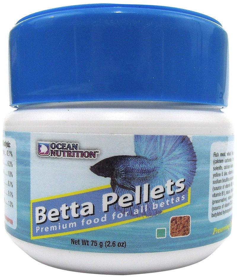 Image Betta Pellets