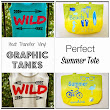 4 Easy Heat Transfer Vinyl Projects
