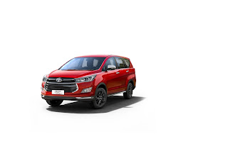 Toyota Kirloskar Motor Launches the New Innova Touring Sport in India