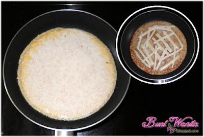Resepi Lempeng Keju Nestum Cheese Pancake. Cara Buat Lempeng Malaysia Mudah Dan Ringkas. Lempeng Nestum Cheese Keju Sedap Simple Senang