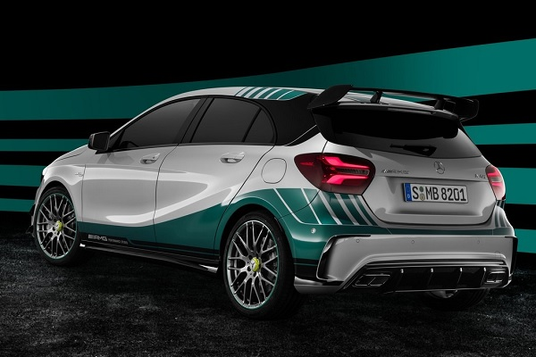 Mercedes AMG A 45 4Matic Champions Edition
