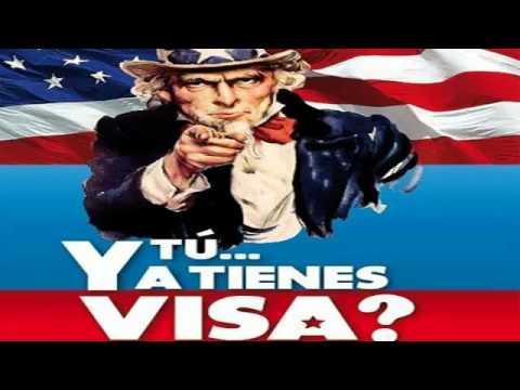 Cómo pedir VISA americana