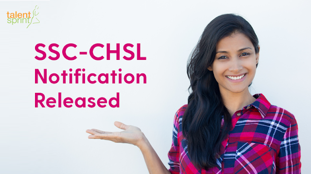 SSC-CHSL Notification