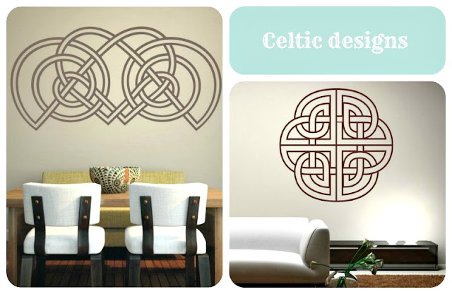 celtycki wzór