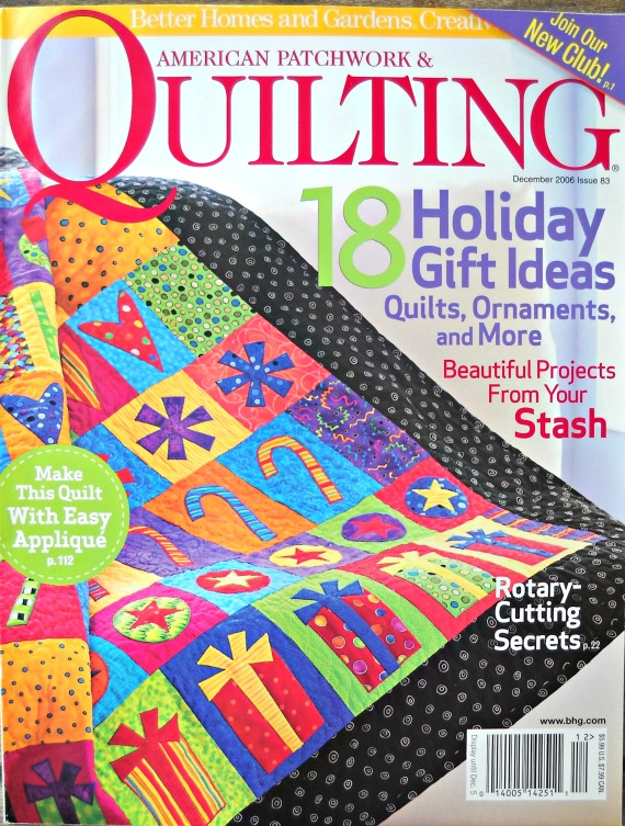 Curlicue Creations American Patchwork And Quilting