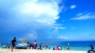 Antig Tingko Beach - Alcoy, Cebu, Philippines