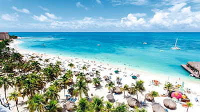 Aruba, un paraiso terrenal, viajes y turismo