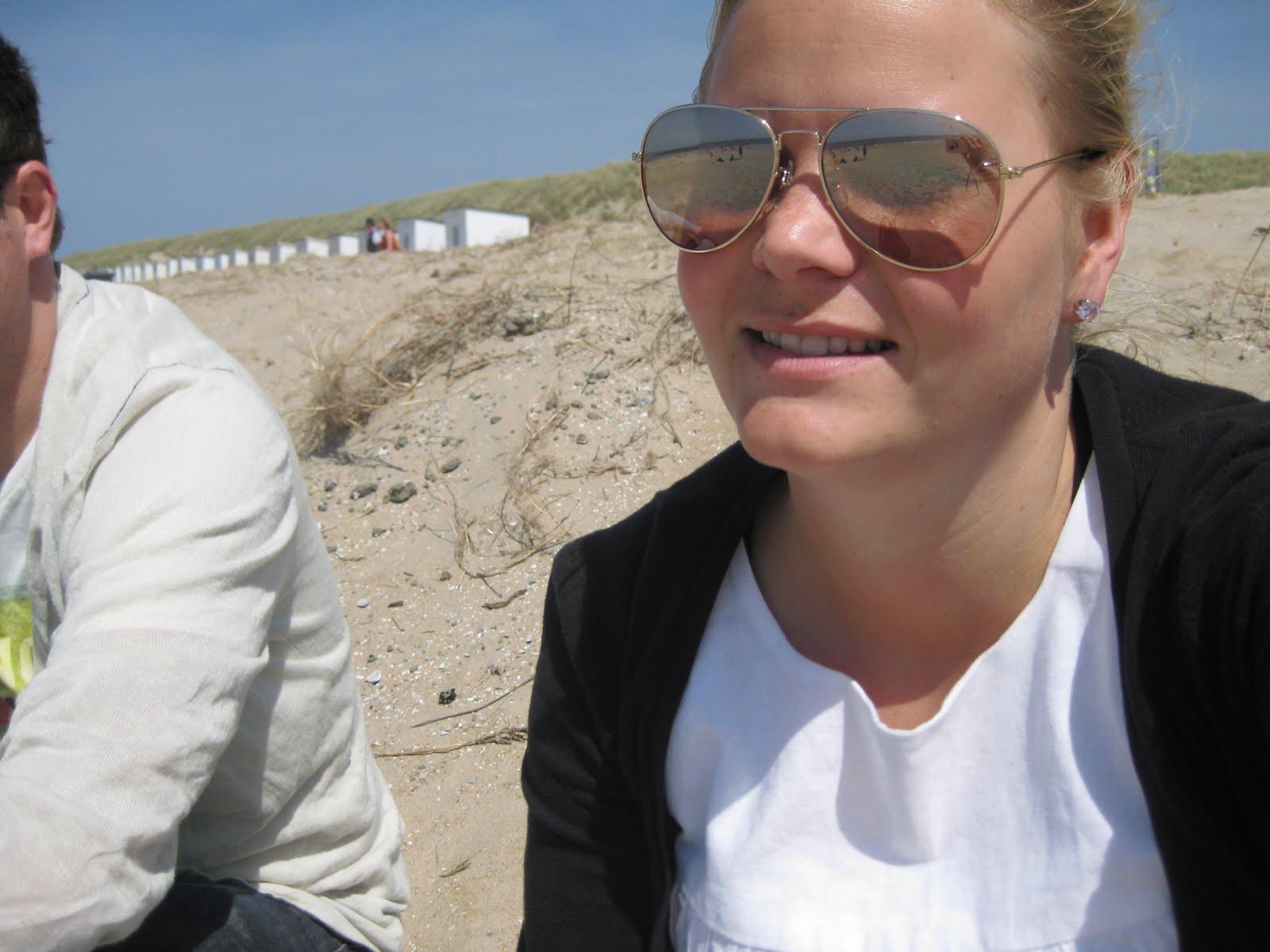 Selfie in Texel