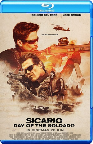Sicario Day of the Soldado 2018 WEB-DL 720p 1080p