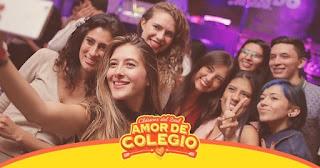 Fiesta Amor de Colegio La Excursión 2