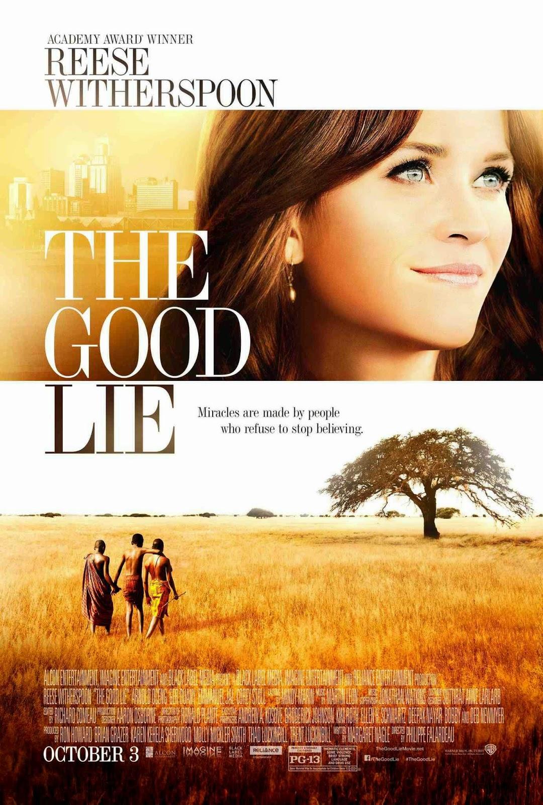 The Good Lie (2014) Brrip ταινιες online seires oipeirates greek subs