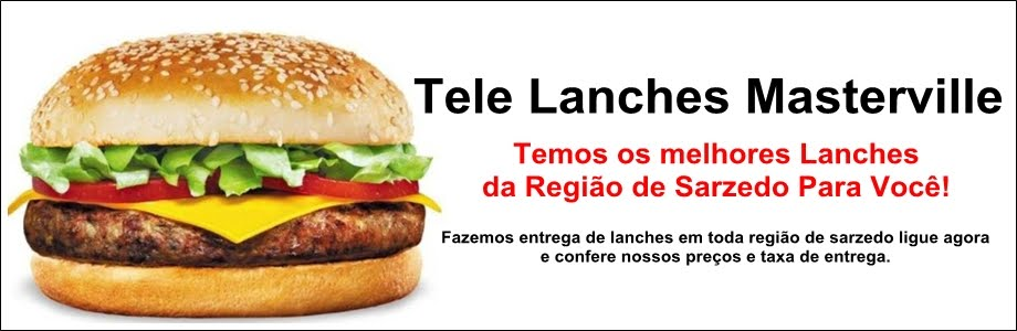 Tele Lanches Masterville