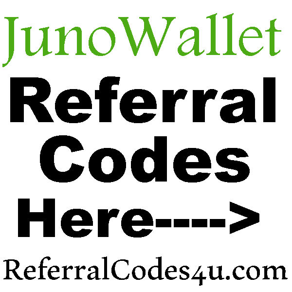 JunoWallet App Bonus Code 2016-2017, Juno Wallet Reviews, JunoWallet Hacks