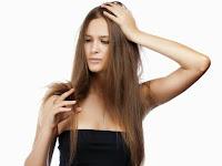 Haarpflege Maske für splissiges Haar