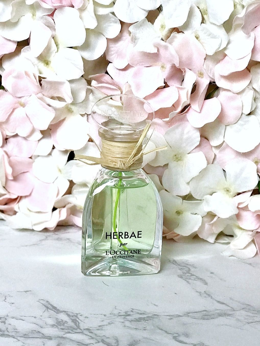 Win a 50ml bottle of Herbae Par L'Occitane Eau De Parfum