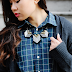 3 Long Bugle Bead Statement Necklace Tutorials