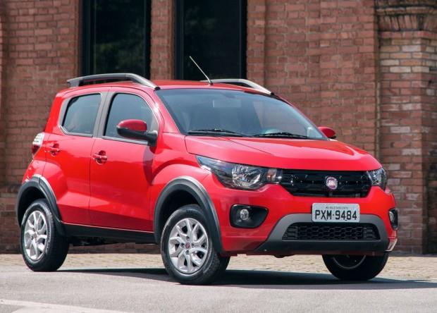Fiat Mobi lançamento
