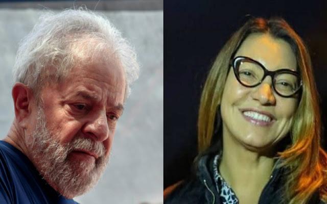 Namorada de Lula foi nomeada para cargo em Itaupu sem fazer concurso ou seleção