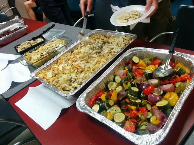 catering introduction essay