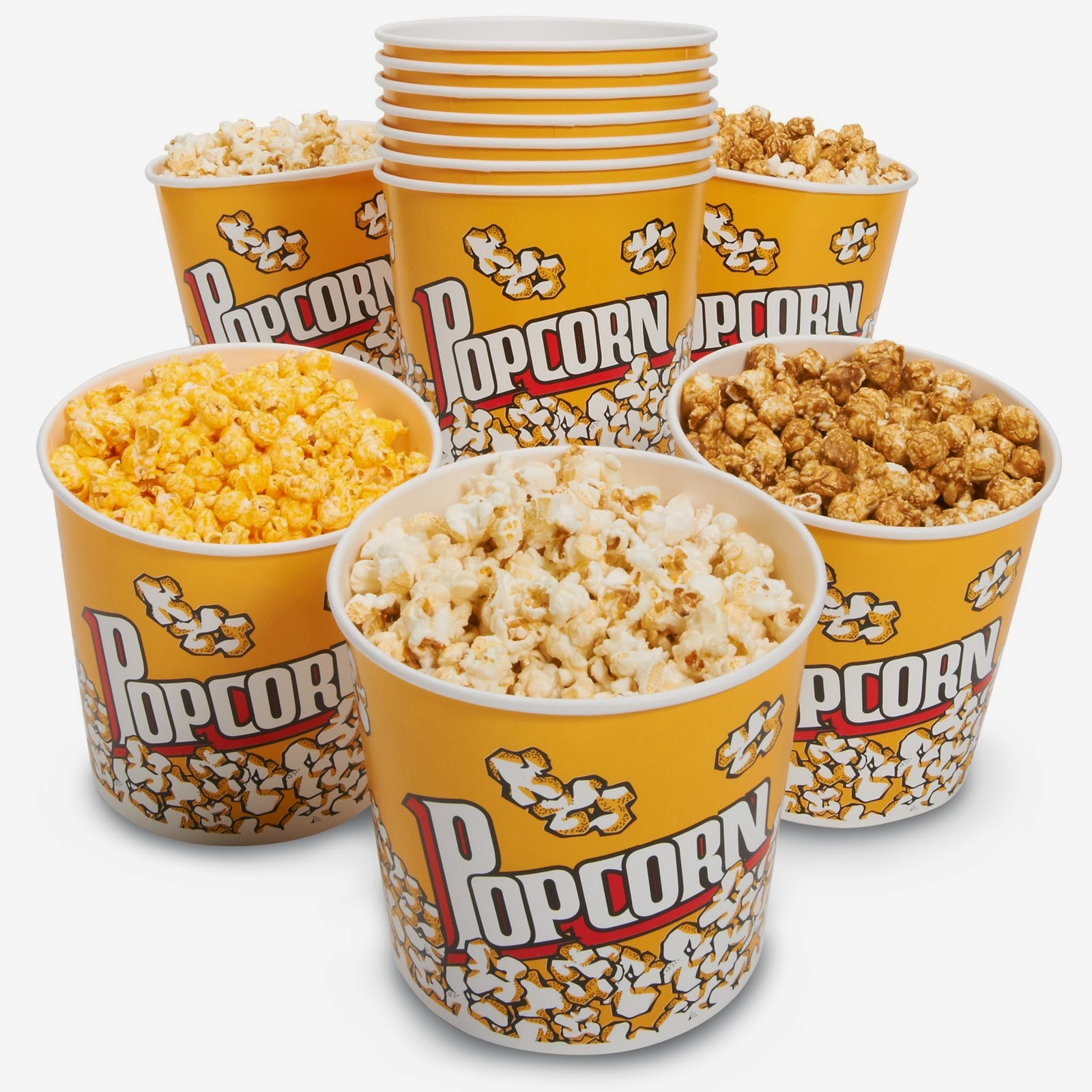 popcorn movies drinks theater buckets pit going story gifts tubs awesome under cups
