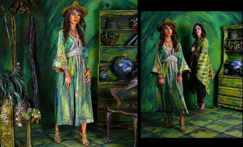 00-Alexa-Meade-Body-Paint-made-to-look-like-a-Painting-on-Canvas-www-designstack-co
