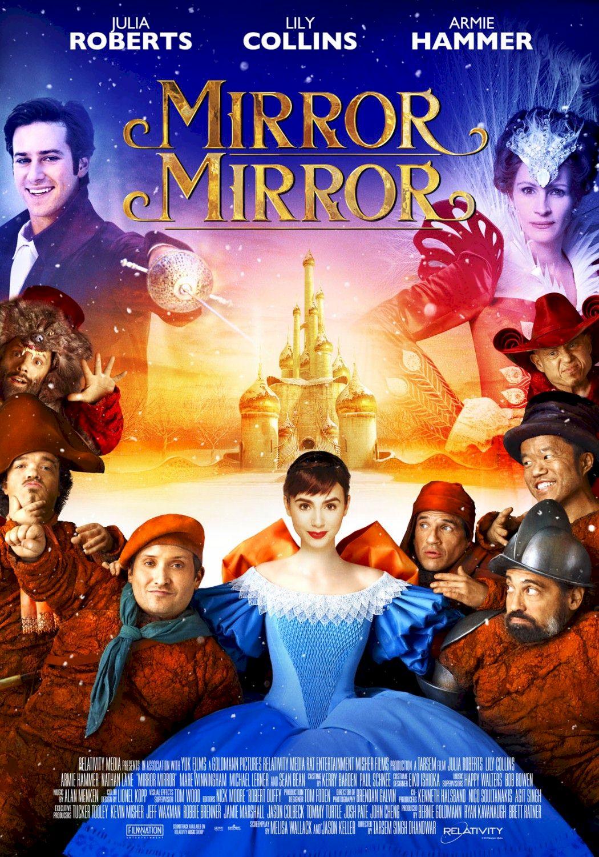 Mirror Mirror (2012) ταινιες online seires xrysoi greek subs
