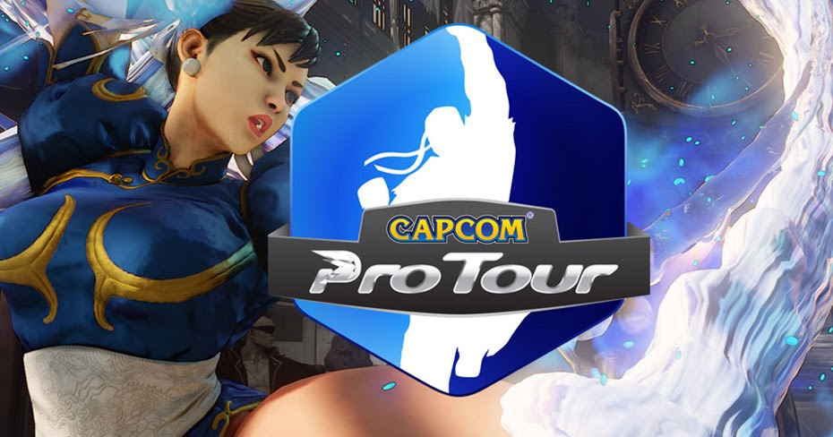 Capcom Pro Tour Bracket Eventhub