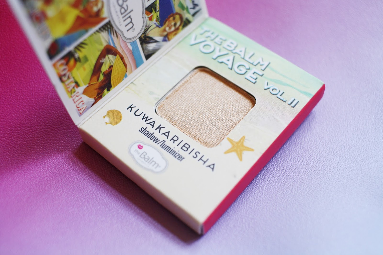 theBalm Cosmetics Voyage 2 Palette