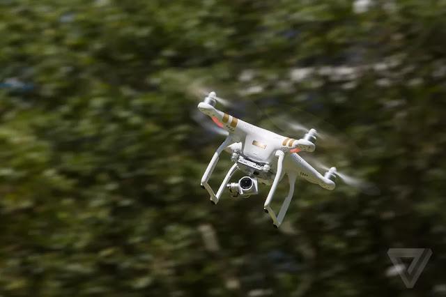 UK creates Anti Drone squad to combat prison smugglers