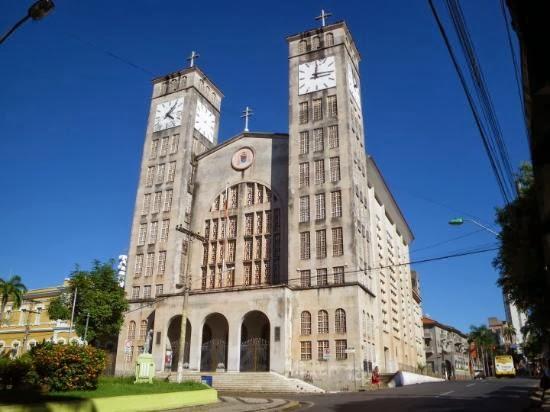 Catedral Metropolitana - Cuiabá - Mato Grosso - Brasil