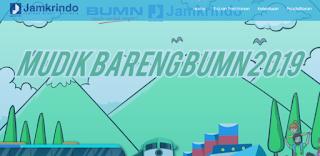 Mudik Gratis PT Jamkrindo