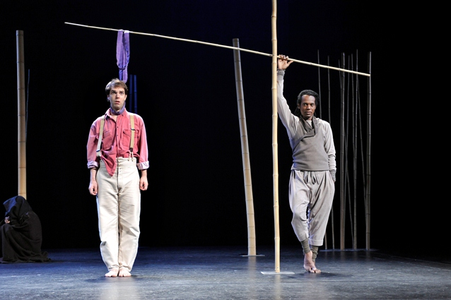 Teater A Magic Flute, karya Peter Brook - teraSeni