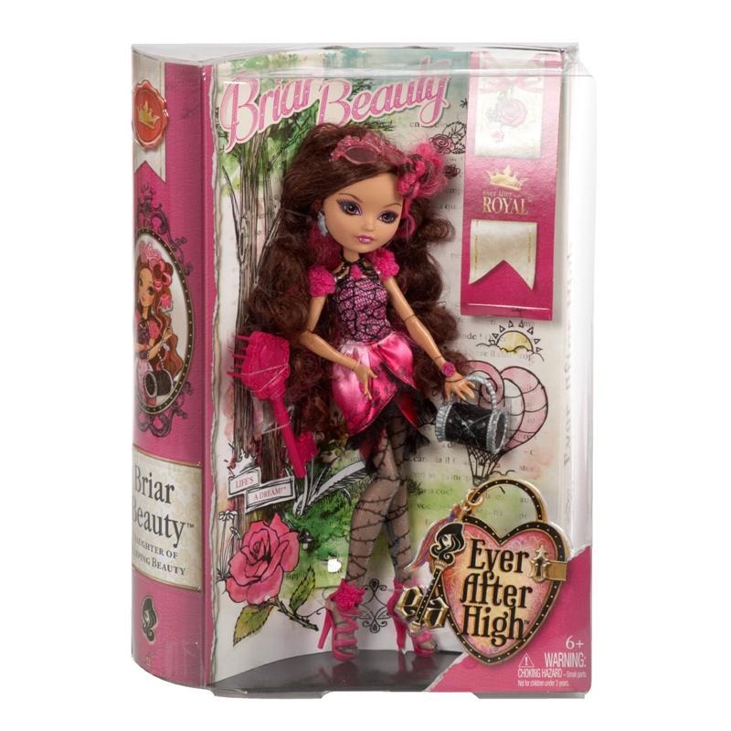 EAH Core Royals Rebels Briar Beauty Doll