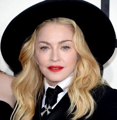 Foto de Madonna con avanzada edad