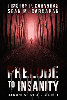 Prelude to Insanity (Darkness Rises Book 1)