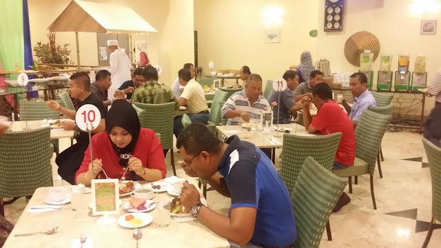 Promosi Lunch Buffet Masakan Melayu Tradisional RM29