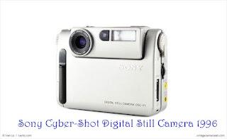 Sony Cyber-Shot Digital Still Camera 1996