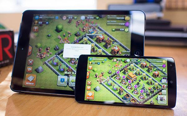 Cara Memindah Akun Clash of Clans dari iOS ke Android
