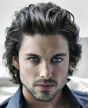 Model rambut pria ikal 2018
