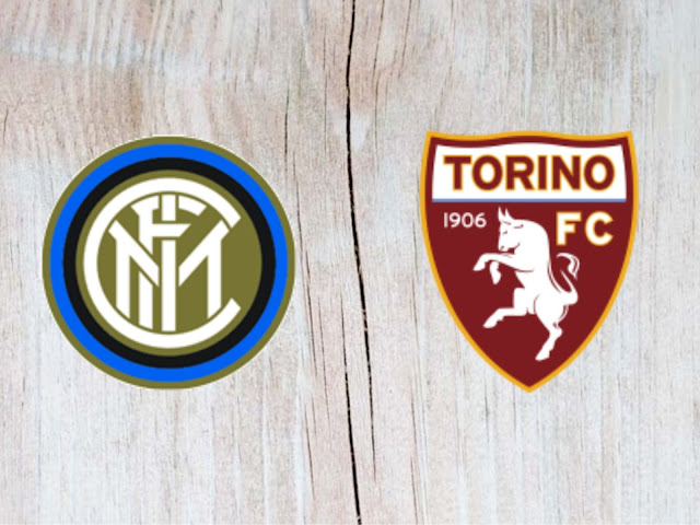 Internazionale vs Torino Full Match & Highlights - 26 August 2018