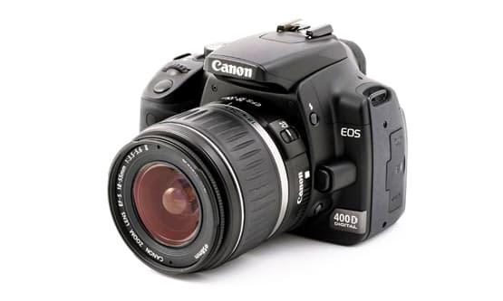Spesifikasi Dan Harga Kamera Canon EOS 400D