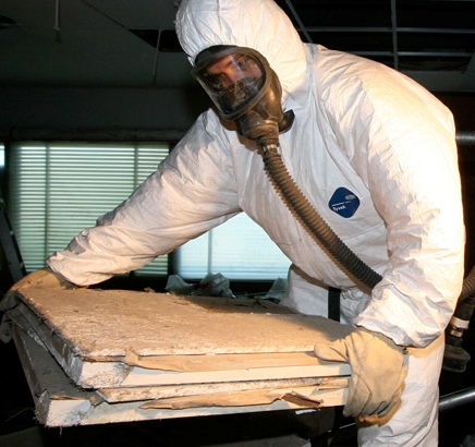Asbestos Removal In By What Method Is Asbestos Roofing