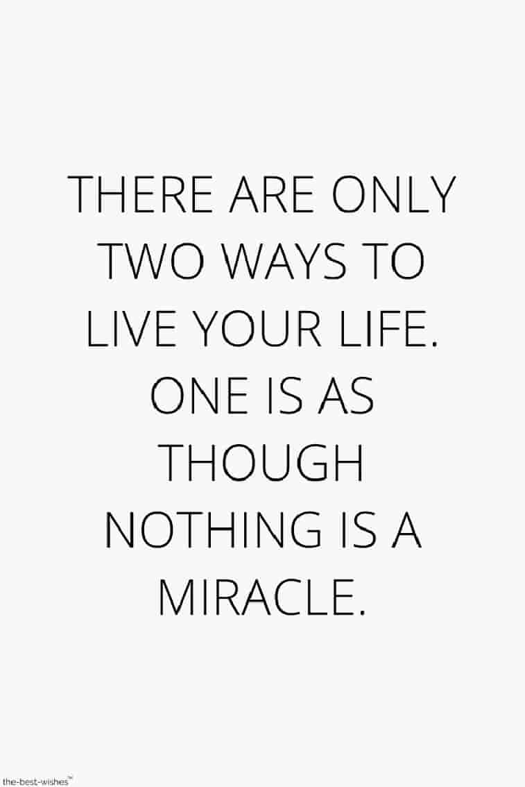 two ways of life quote