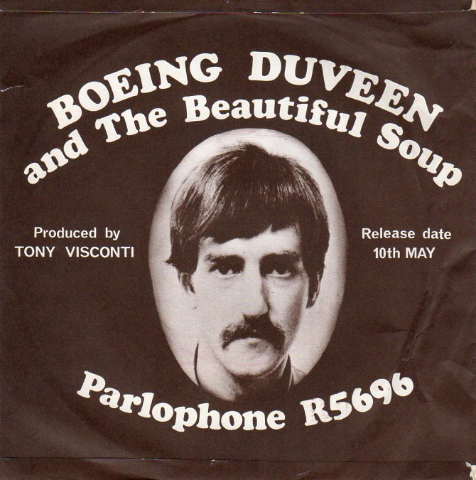 Boeing Duveen And The Beautiful Soup Jabberwock Which Dreamed It