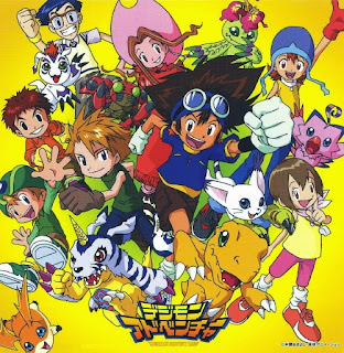 Digimon Adventure World 1 Subtitle Indonesia