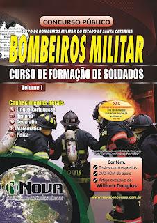 Apostila Bombeiros SC - Curso de Formação de Soldados (CFS)